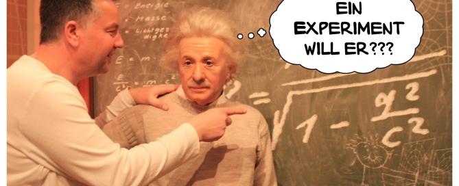 Einstein und Ich