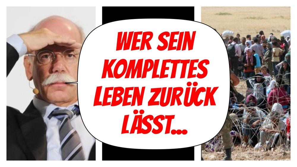 Klare Kante von Dieter Zetsche