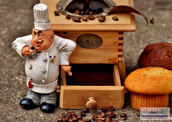 Beratung beim Bäcker