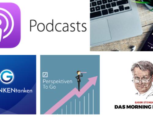 Podcasts: kleine Schätze?!