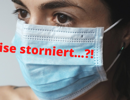 """Reiserücktrittversicherung und """"Corona Virus"""""""